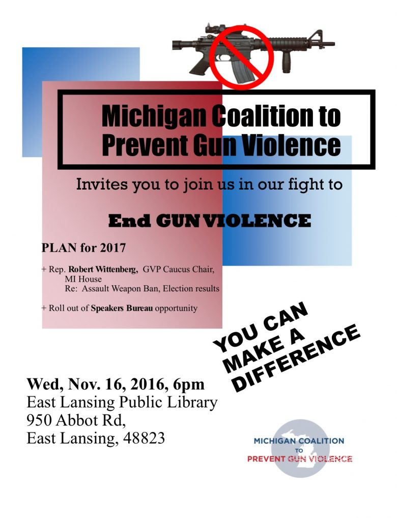 Michigan Coalition to Prevent Gun Violence